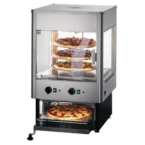 Lincat Heated Pizza Warmer and Oven UMO50 - DN680