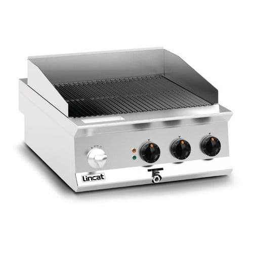 Lincat Opus 800 Electric Chargrill OE8405 - DM567