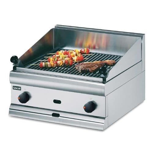 Lincat Silverlink 600 Natural Gas Chargrill CG4/N - F146-N