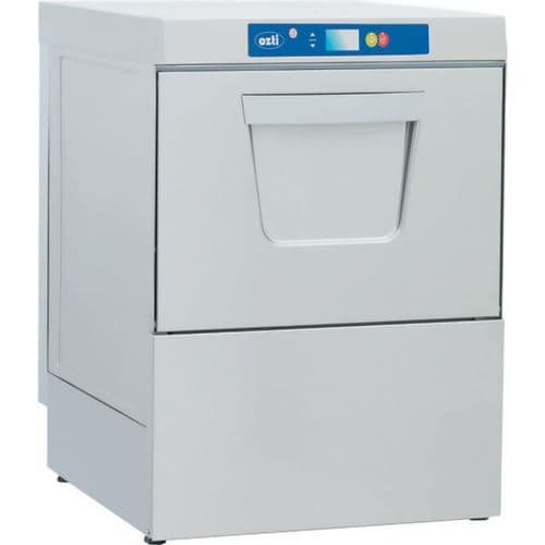 Ozti Digital Undercounter 500mm Basket Dishwasher - Gravity Drain