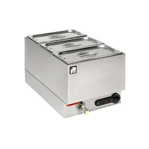 Parry Gastronorm Bain Marie 1885FB - GM788