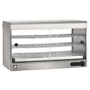 Parry Modular Heated Pie Cabinet