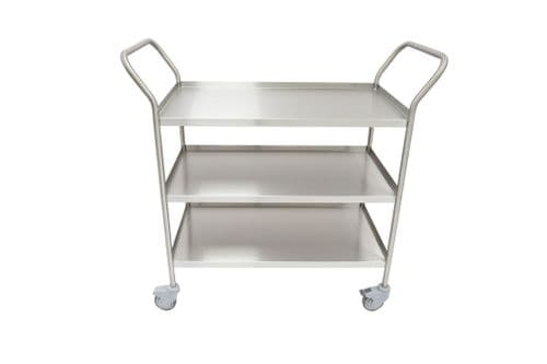 Parry Stainless Steel Heavy Duty General Trolley - HCHGT1000