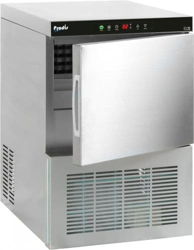 Prodis CL20 22kg Compact Fully Automatic Ice Maker 6kg Storage