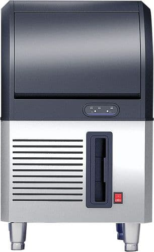 Prodis CL40 45kg Compact Fully Automatic Ice Maker 13kg Storage