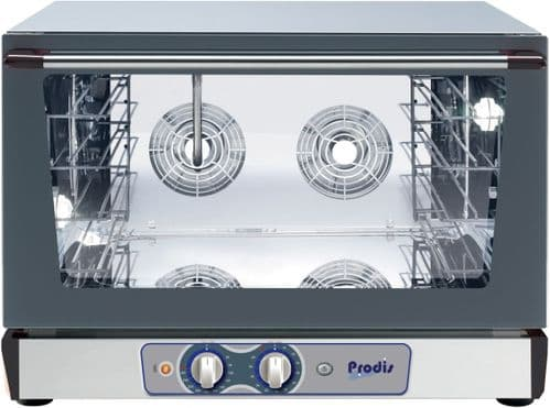 Prodis HS46H High Speed 6kW Convection Oven With Humidity