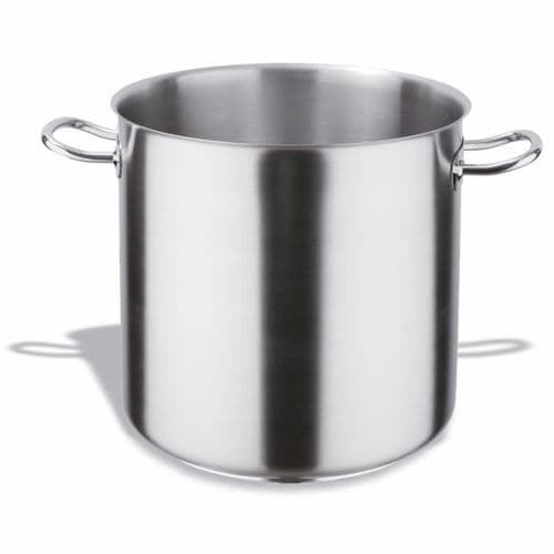 Pujadas INOX-PRO Stainless Steel Stock Pot without Lid - 218020