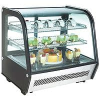 Refrigerated Counter Top Displays