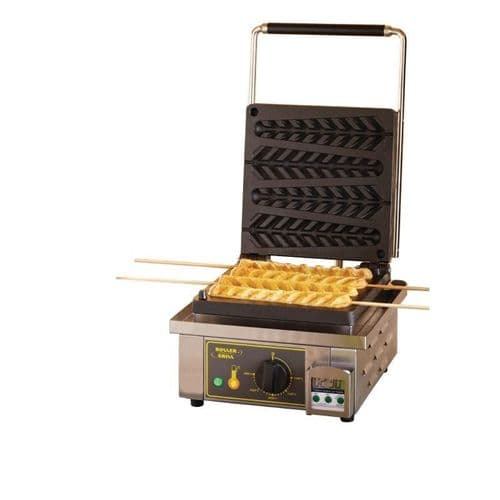 Roller Grill Corn Waffle Maker GES23