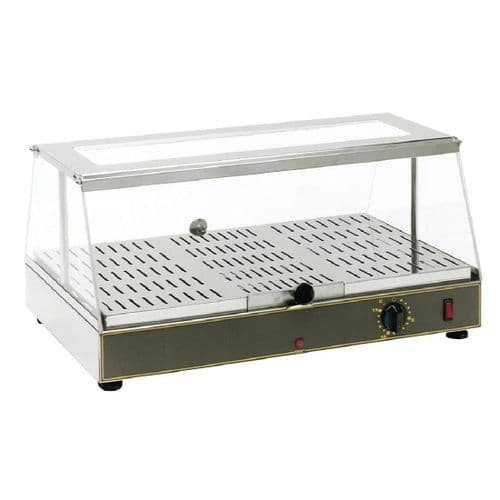 Roller Grill Heated Food Display WD100 - GD352