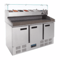 Saladette Counters