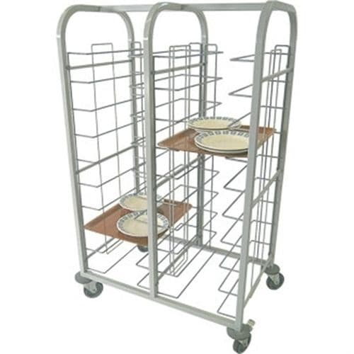 Self Clearing Trolley - Double - P104