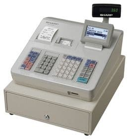SHARP Cash Register & Barcode Scanner - XE-A307