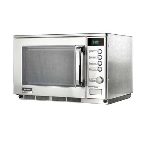 Sharp & CPS Microwave Oven - R23AMCPS1A