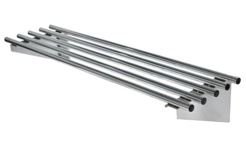 Simply Stainless Wall Shelf 1200mm - SS111200
