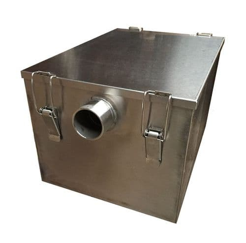 Stainless Steel 5KGB Grease Trap - 5KGB SS
