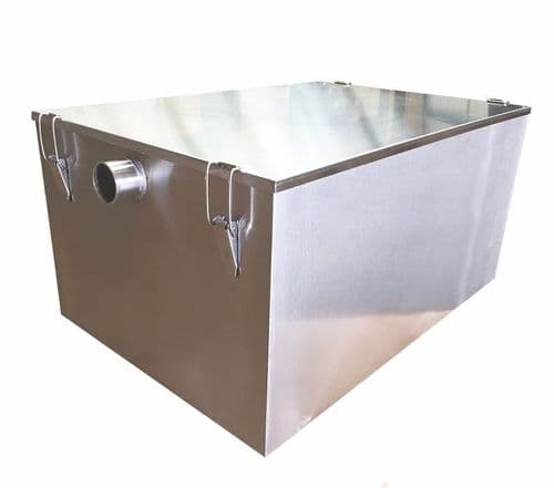 Stainless Steel 9KGB Grease Trap - 9KGB SS