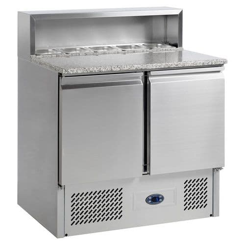 Tefcold Gastronorm Preparation Counter - PT920