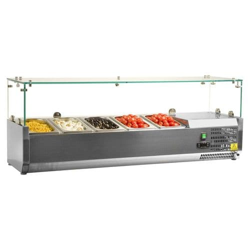 Tefcold Gastronorm Topping Shelf - VK33-120
