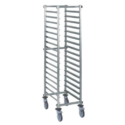 Tournus Self Assembly GN1/1 Racking Trolley 20 Levels - CG183