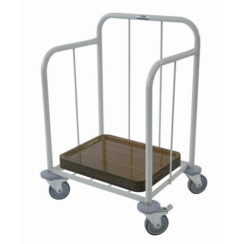 Tray Stacking Trolley - P102