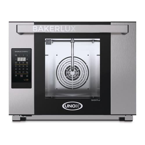 Unox Bakerlux SHOP Pro Arianna LED 4 Grid Convection Oven - DW082