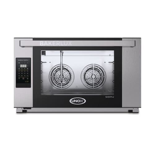 Unox Bakerlux SHOP Pro Rossella LED 4 Grid Convection Oven - DW080