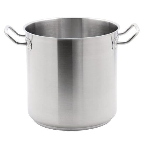 Vogue Deep Stockpot 10.5Ltr - T192