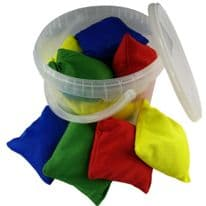 10 Pack Bean Bag Bucket