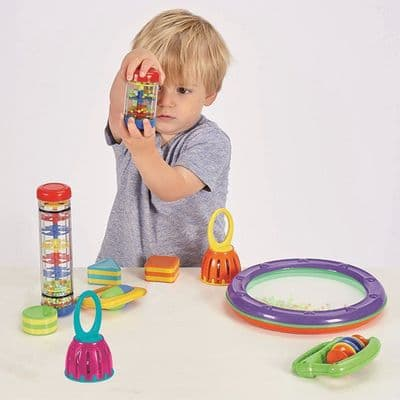 Early Years Music Set,Early Years Musical Set,Baby sensory Music Kit,Sensory Toys, Auditory sensory kit, Special needs Collections and kits, Sensory kits, collections and kits, rummage boxes, rummage kits, sensory kits, sensory boxes, sensory tubs