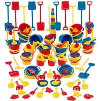 100 Piece Sand and Water Set