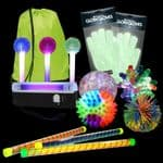 13 Piece Uv sensory hamper kit