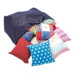 15 Pack Indoor Floor Cushions
