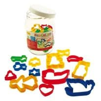 24 Piece Pack Pastry Cutters