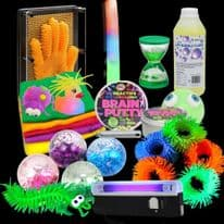 24 Piece Uv sensory hamper kit