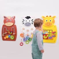 3 Pack Activity Wall Set