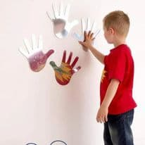 4 Pack Giant Hand Mirrors