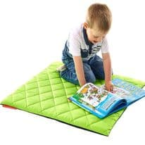 4 Pack Quilted Indoor and Outdoor Mats