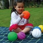 6 Pack Tactile Ball Set