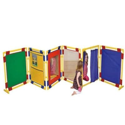 6 Square Activity Panels,Classroom dividers,nursery dividers,special needs nursery equipment,special needs nursery supplier