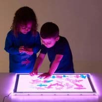 A2 Colour Changing Light Panel