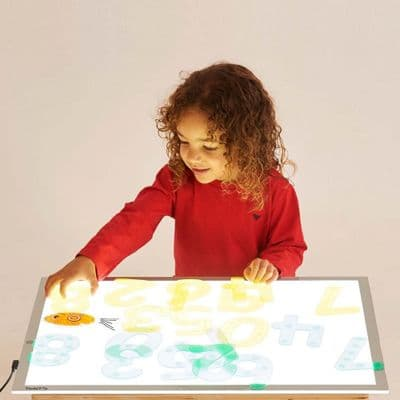 A2 ultraslim ultrabright LED light panel,light box,A2 slim LED light box,slim light panel,light up panel,light up box,sensory lighting table,light up table,lightup table,Light box,Light panel,Portable light panel