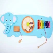 Activity Wall Panel Elephant