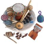 African Music Basket