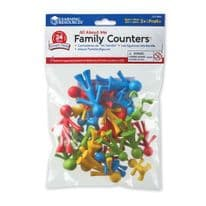 All About Me  Family Counters 24 Pack