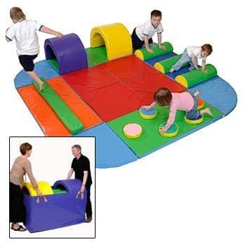 childrens soft play equipment for home,childrens assault course soft play
