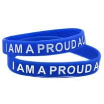 Autism  Bracelet I am a proud parent