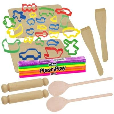 Baking and Modelling Set,messy play,sensory messy water play,sensory water play,sensory messy play games,childrens messy play