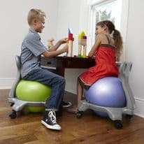 Ball Therapy Chair