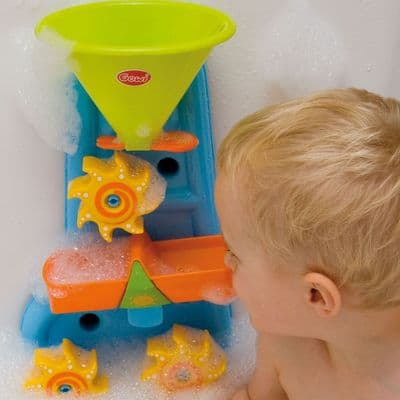 Bath Water Wheel.Gowi toys,Bigjig toys,cheap bath toys,bath toys for children,childrens bath games,sensory bath games,bath toys sensory,sensory bath toys,sensory bath light